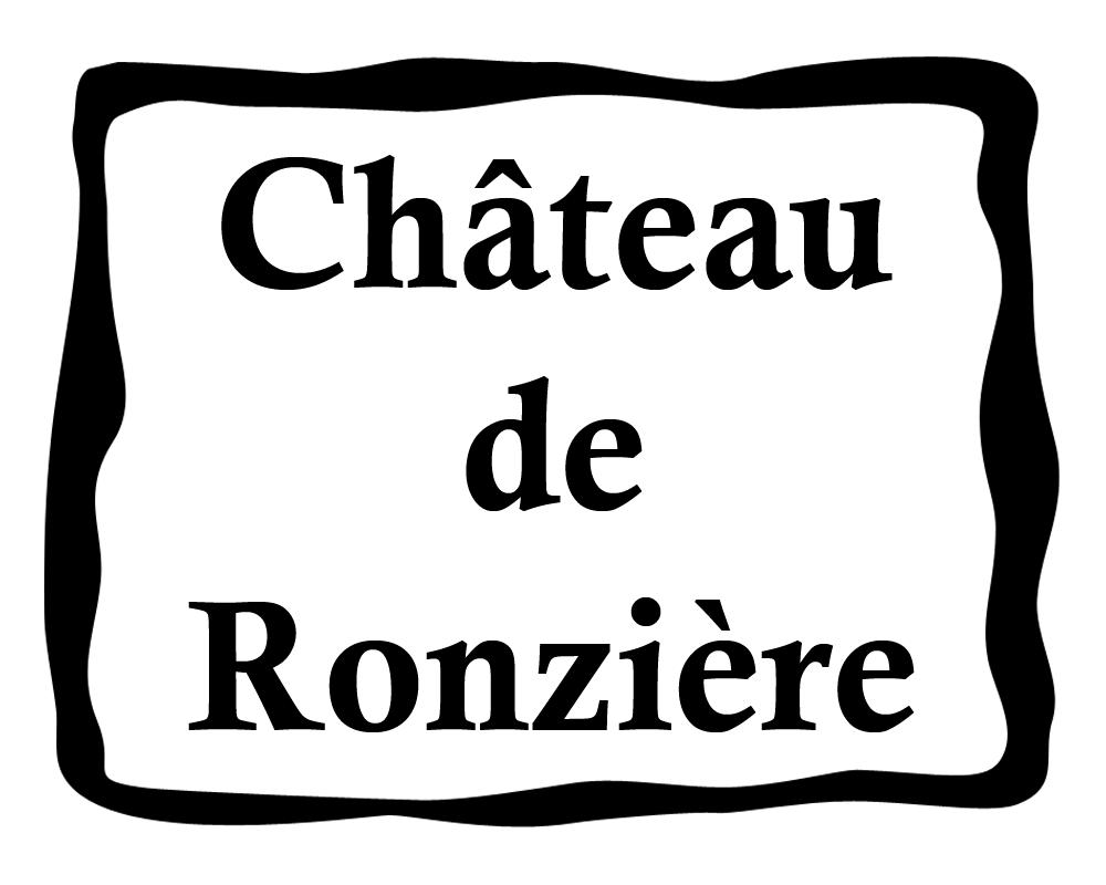 Chateau de Ronzière